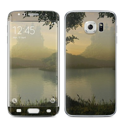 Samsung Galaxy S6 Edge Skin - Once Upon A Time