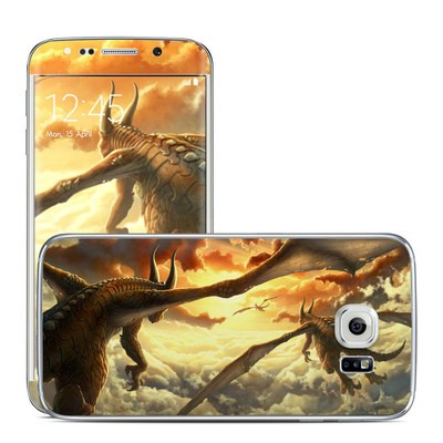 Samsung Galaxy S6 Edge Skin - Over the Clouds