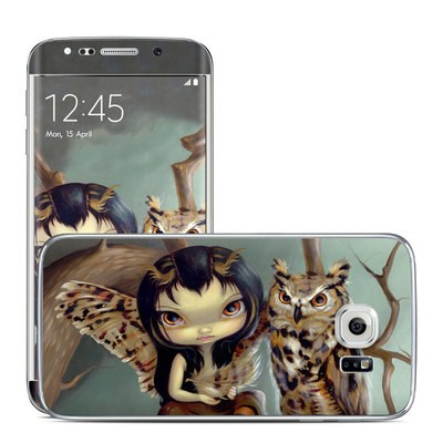 Samsung Galaxy S6 Edge Skin - Owlyn