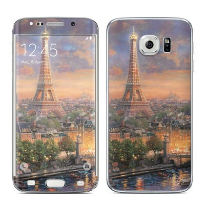 Samsung Galaxy S6 Edge Skin - Paris City of Love