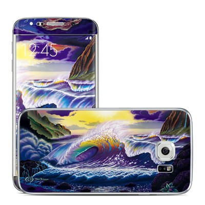Samsung Galaxy S6 Edge Skin - Passion Fin