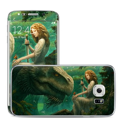 Samsung Galaxy S6 Edge Skin - Playmates