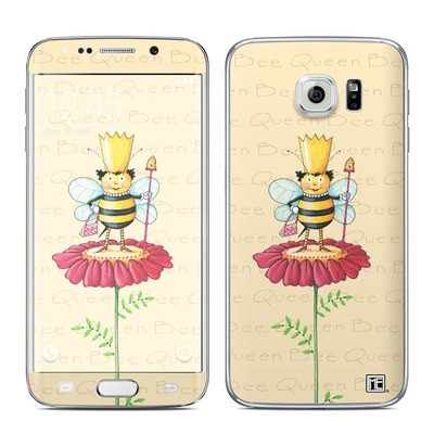 Samsung Galaxy S6 Edge Skin - Queen Bee