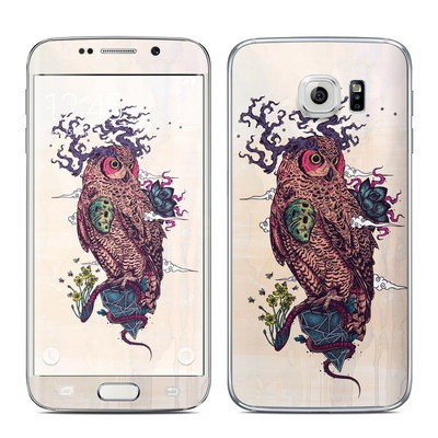 Samsung Galaxy S6 Edge Skin - Regrowth