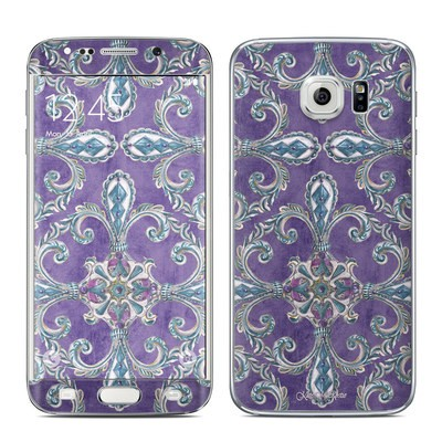 Samsung Galaxy S6 Edge Skin - Royal Crown