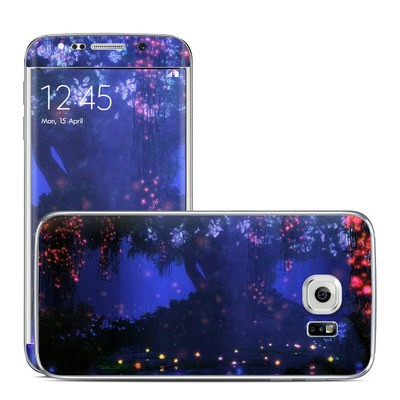 Samsung Galaxy S6 Edge Skin - Satori Night