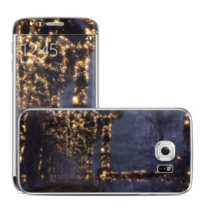 Samsung Galaxy S6 Edge Skin - Shaded Path