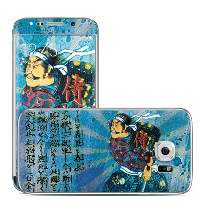 Samsung Galaxy S6 Edge Skin - Samurai Honor