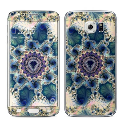 Samsung Galaxy S6 Edge Skin - Sea Horse