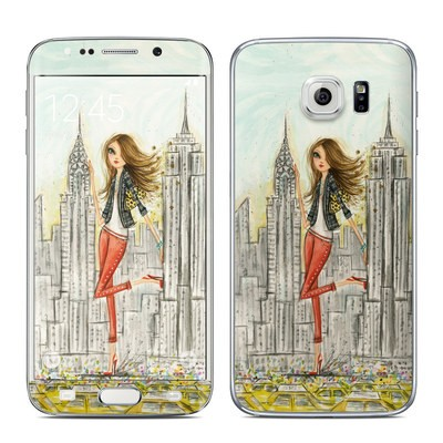 Samsung Galaxy S6 Edge Skin - The Sights New York