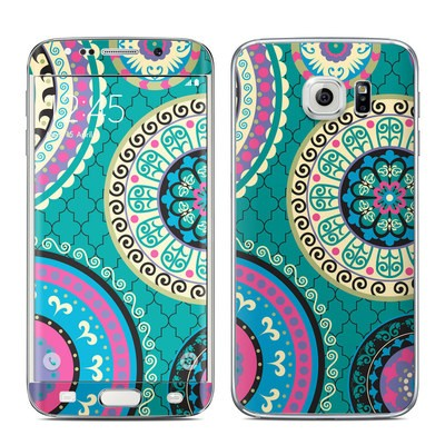 Samsung Galaxy S6 Edge Skin - Silk Road