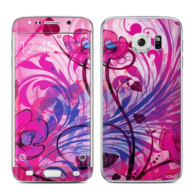 Samsung Galaxy S6 Edge Skin - Spring Breeze