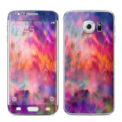 Samsung Galaxy S6 Edge Skin - Sunset Storm