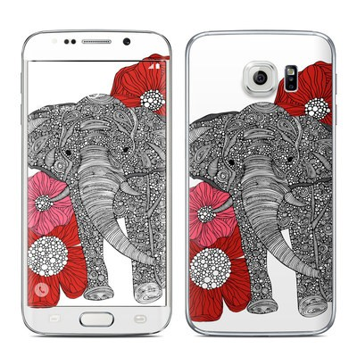 Samsung Galaxy S6 Edge Skin - The Elephant