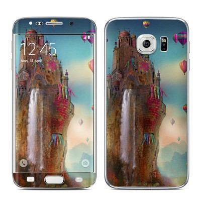 Samsung Galaxy S6 Edge Skin - The Festival
