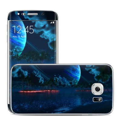 Samsung Galaxy S6 Edge Skin - Thetis Nightfall