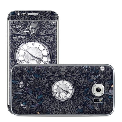 Samsung Galaxy S6 Edge Skin - Time Travel