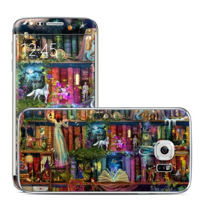 Samsung Galaxy S6 Edge Skin - Treasure Hunt