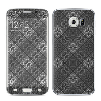 Samsung Galaxy S6 Edge Skin - Tungsten