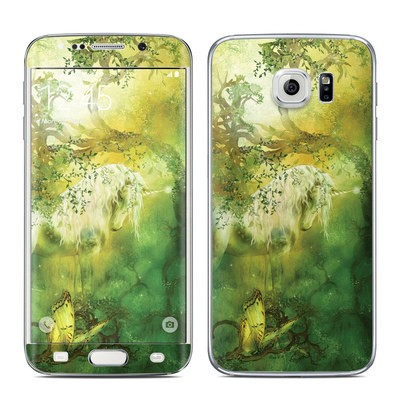 Samsung Galaxy S6 Edge Skin - Unicorn