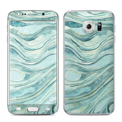 Samsung Galaxy S6 Edge Skin - Waves