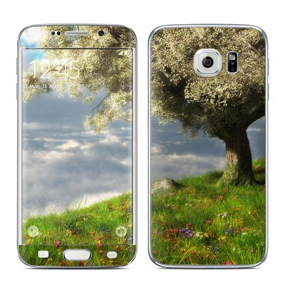 Samsung Galaxy S6 Edge Skin - World's Edge Spring