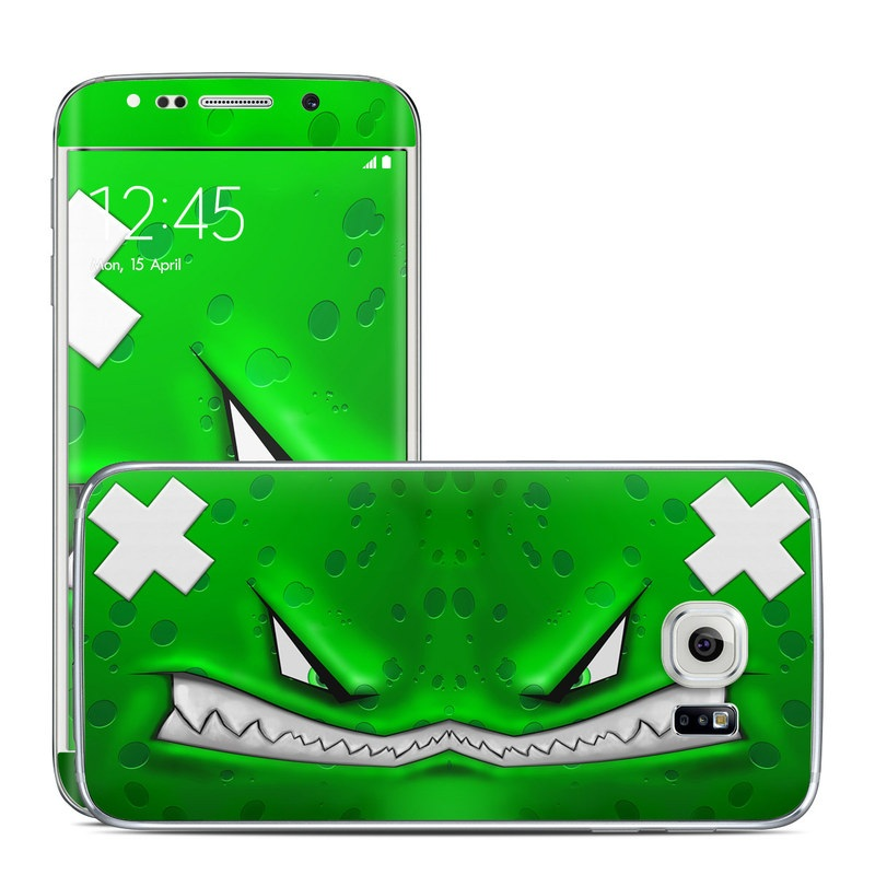 Samsung Galaxy S6 Edge Skin Chunky By Gaming Decalgirl
