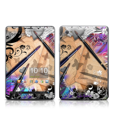 Samsung Galaxy Tab 7.7 Skin - Dream Flowers