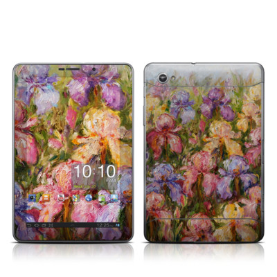 Samsung Galaxy Tab 7.7 Skin - Field Of Irises