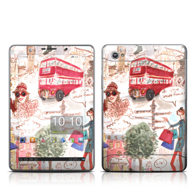 Samsung Galaxy Tab 7.7 Skin - London