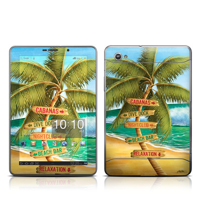 Samsung Galaxy Tab 7.7 Skin - Palm Signs