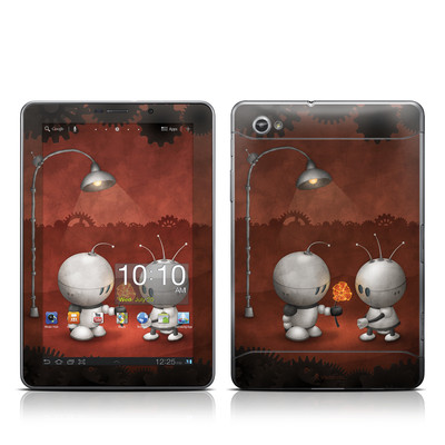 Samsung Galaxy Tab 7.7 Skin - Robots In Love