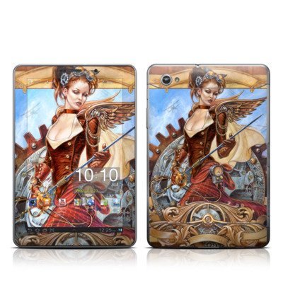 Samsung Galaxy Tab 7.7 Skin - Steam Jenny