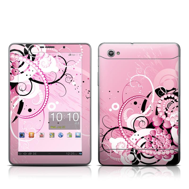 Samsung Galaxy Tab 7 7 Skin Her Abstraction Decalgirl