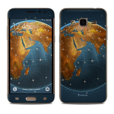 Samsung Galaxy J3 Skin - Airlines