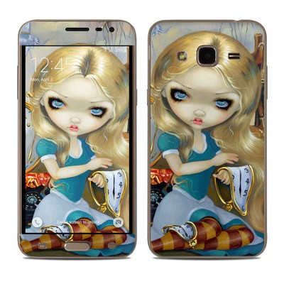 Samsung Galaxy J3 Skin - Alice in a Dali Dream