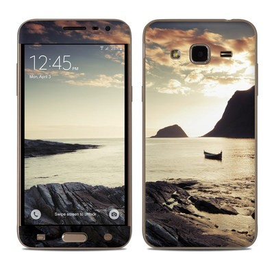 Samsung Galaxy J3 Skin - Anchored
