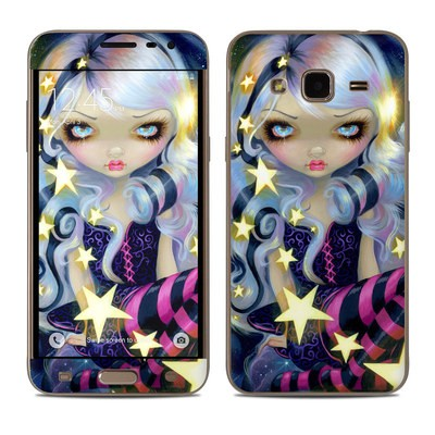 Samsung Galaxy J3 Skin - Angel Starlight