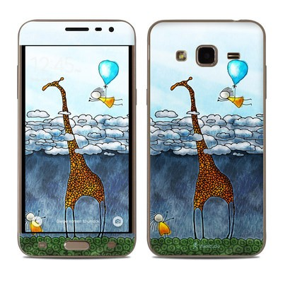 Samsung Galaxy J3 Skin - Above The Clouds