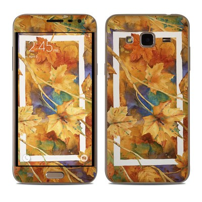 Samsung Galaxy J3 Skin - Autumn Days