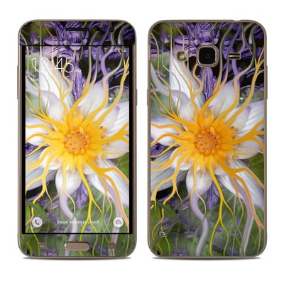 Samsung Galaxy J3 Skin - Bali Dream Flower