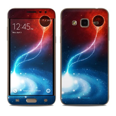 Samsung Galaxy J3 Skin - Black Hole
