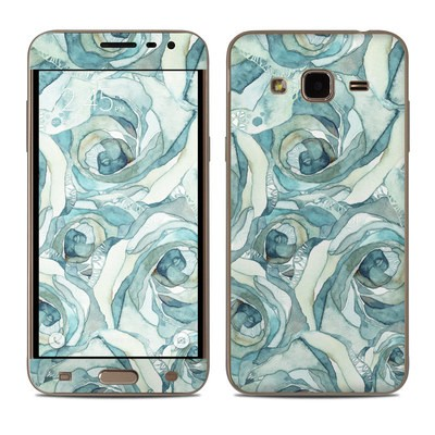 Samsung Galaxy J3 Skin - Bloom Beautiful Rose