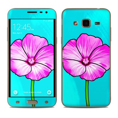 Samsung Galaxy J3 Skin - Blush