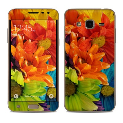 Samsung Galaxy J3 Skin - Colours