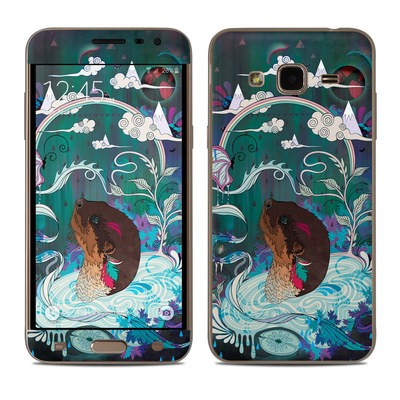 Samsung Galaxy J3 Skin - Distraction