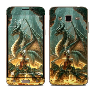 Samsung Galaxy J3 Skin - Dragon Mage