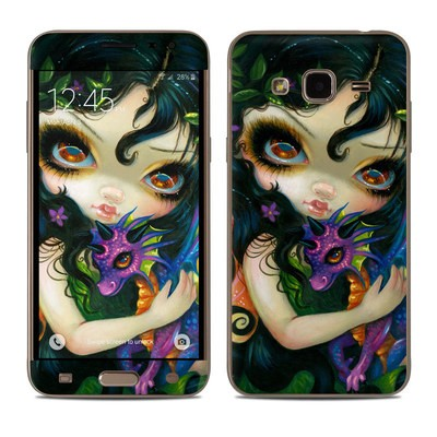 Samsung Galaxy J3 Skin - Dragonling Child