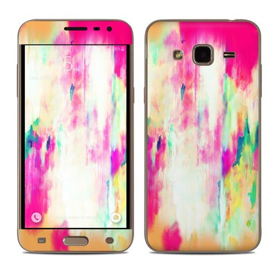 Samsung Galaxy J3 Skin - Electric Haze