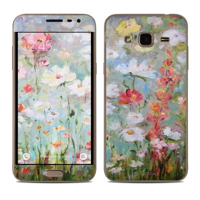 Samsung Galaxy J3 Skin - Flower Blooms
